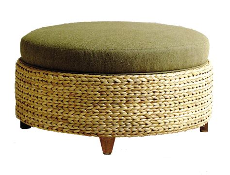 seagrass ottoman sea grass ottoman ottoman upholstered is seagrass at