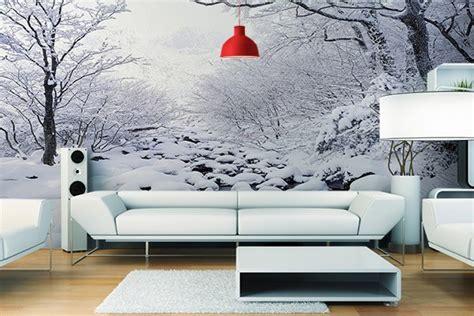 Tapisserie Design by Papier Peint Design Hiver Izoa
