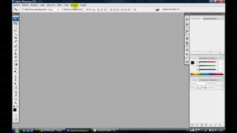 tutorial photoshop cs5 basico tutorial curso photoshop cs3 cs4 cs5 basico parte 1
