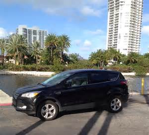 rental review 2013 ford escape se ecoboost fwd