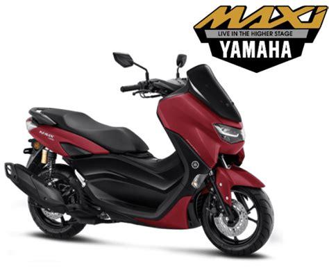 harga cash  kredit motor yamaha nmax