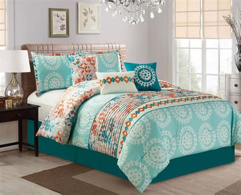 teal and coral bedding 25 best ideas about coral comforter set on pinterest