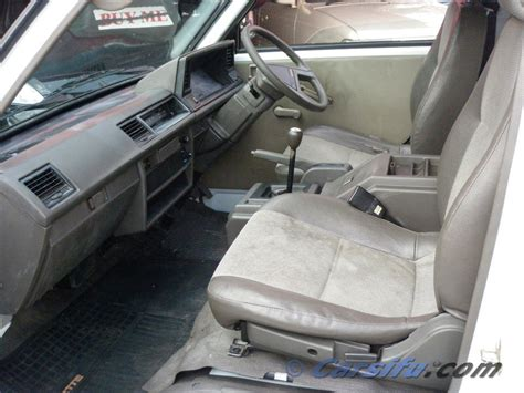 nissan vanette modified interior nissan vanette 1 5 m panal van for sale in penang by