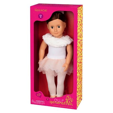 target generation doll our generation 174 regular doll valencia target