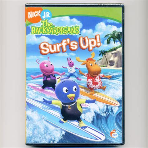 Backyardigans Dvd Backyardigans Surf S Up Children Animated Tv Episodes