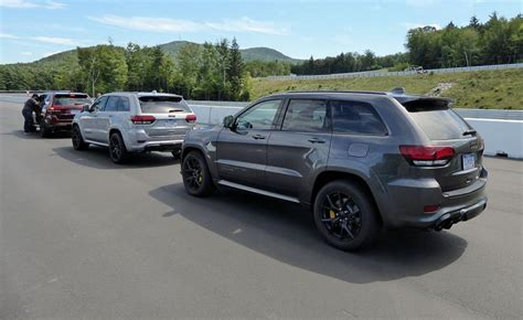 jeep trackhawk grey drive 2018 jeep grand trackhawk nydn