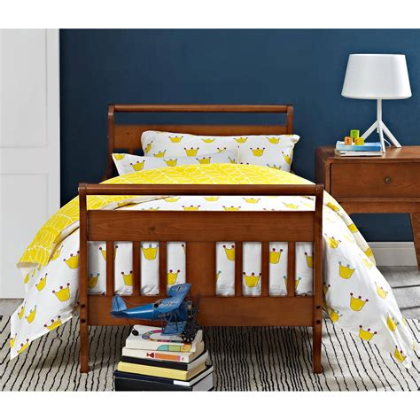 kids bed toddler bed white baby relax sleigh toddler bed white brown natural kids