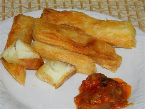 recette de cuisine frites de manioc how to