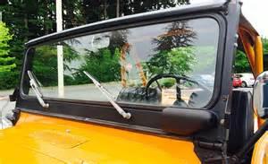 Jeep Cj Windshield Glass Jeep Windshield Replacement For 1968 1975 Jeep Cj
