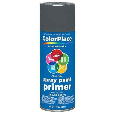 walmart spray paint colors color place gray primer spray 11 oz walmart