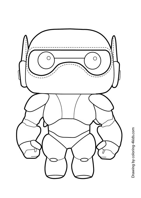 printable baymax mask baymax coloring pages az coloring pages