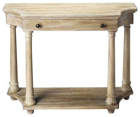 shabby chic console table butler console table driftwood shabby chic console tables by shopfreely