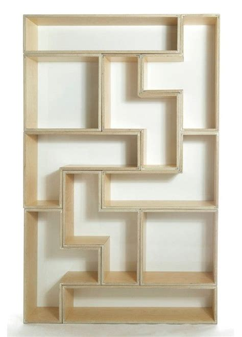 tetris bookcase awesome shelving libraries