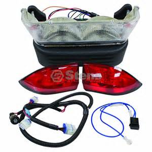 golf cart light kit club car precedent golf cart light kit stens 851 875