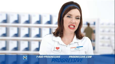 progressive commercial actress flo progressive tv commercial for flobot is broken ispot tv