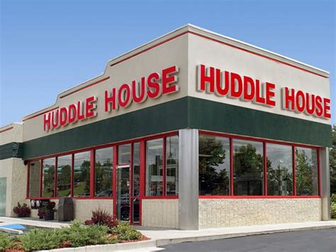 The Huddle House by Huddle House New Encyclopedia