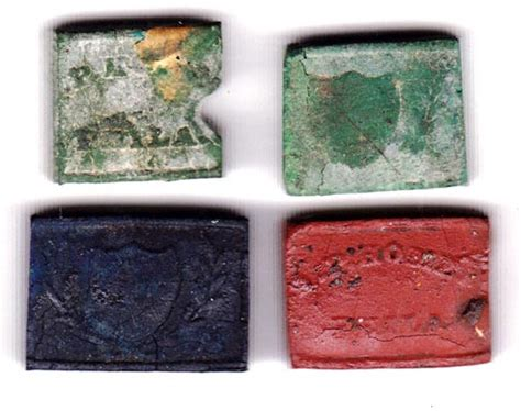 antique watercolor paint blocks makers