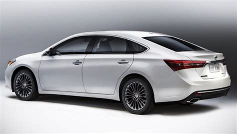 Toyota Avalon Price 2018 Toyota Avalon Changes Price Specs And Release Date