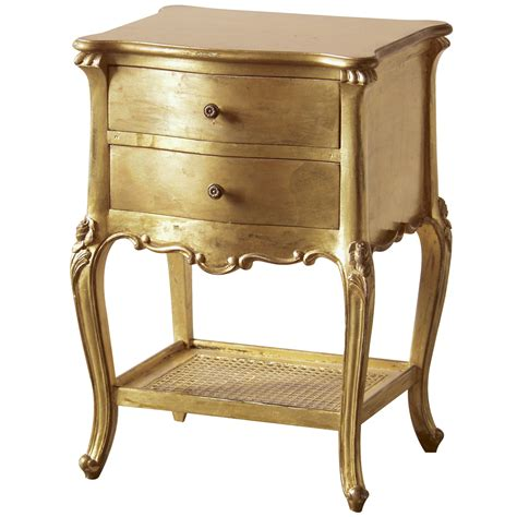 gold bedside table versailles gold drawer bedside table bedroom company