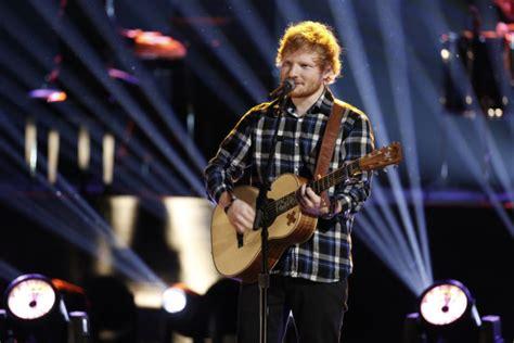 ed sheeran x factor winner ed sheeran penned x factor uk winners single report
