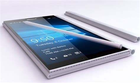 Microsoft Surface Phone surface phone fans could be faced with a wait tech style express co uk
