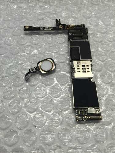 tarjeta logica de iphone   de gb liberada