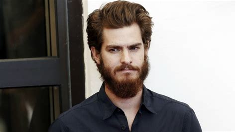 Ina Garte by 7 Times Andrew Garfield S Beard Swallowed His Face Whole
