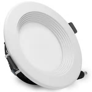 12watt 4 inch dimmable retrofit led recessed lighting