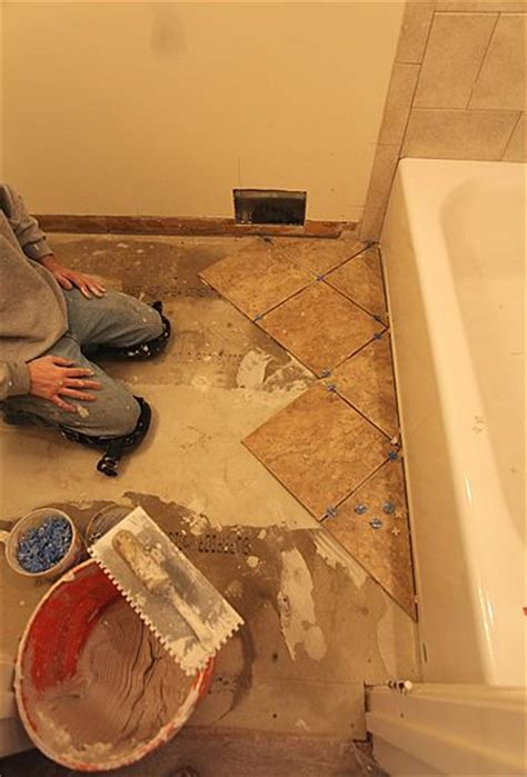 diy bathroom floor ideas 10 diy bathroom ideas that may help you improve your