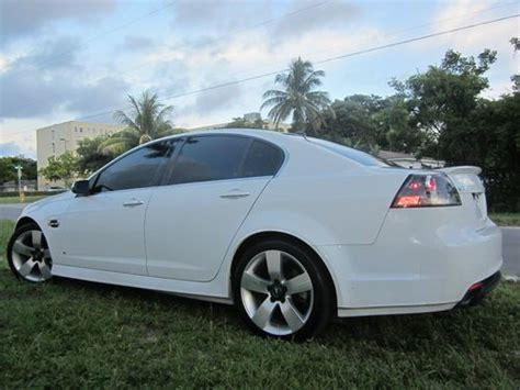 used pontiac g8 gt for sale buy used 2009 pontiac g8 gt sedan 4 door 6 0l in