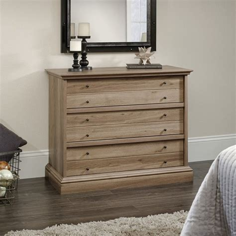 drawer chest  salt oak