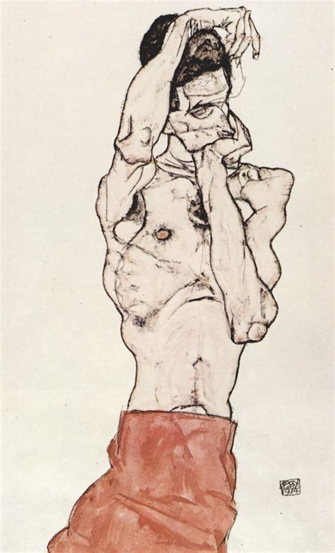 a portrait of the artist as a books file egon schiele 046 jpg wikimedia commons