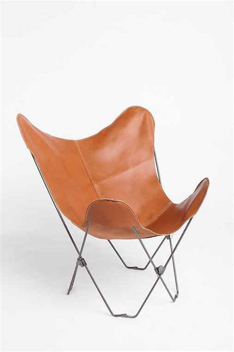 Butterfly Leather Chair by Uo Leather Butterfly Chair Outfitters