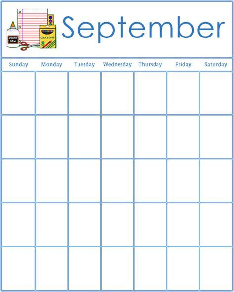 november snack calendar template blank snack calendar kindergarten calendar