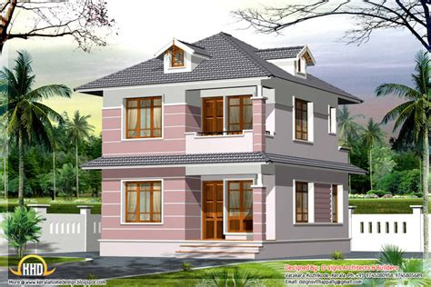 Small House Plans In Kerala Home Design Small House Designs Home Design Small House Designs Kerala Small Home Design