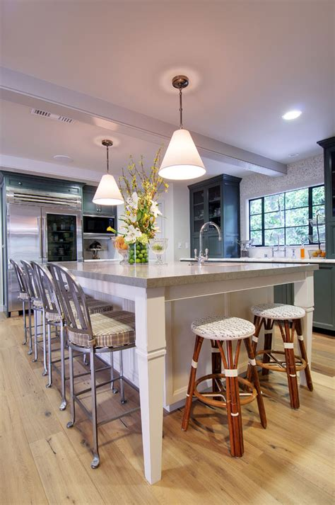 Kitchen Island With Seats modern kitchen island designs with seating 7 modern kitchen island