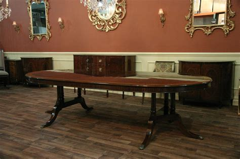 60 round dining room table 60 quot round to 115 quot oval mahogany dining table antique