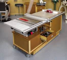 rethinking table saw rolling base router table tool