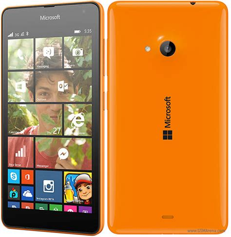Cek Microsoft Lumia 535 microsoft lumia 535 pictures official photos