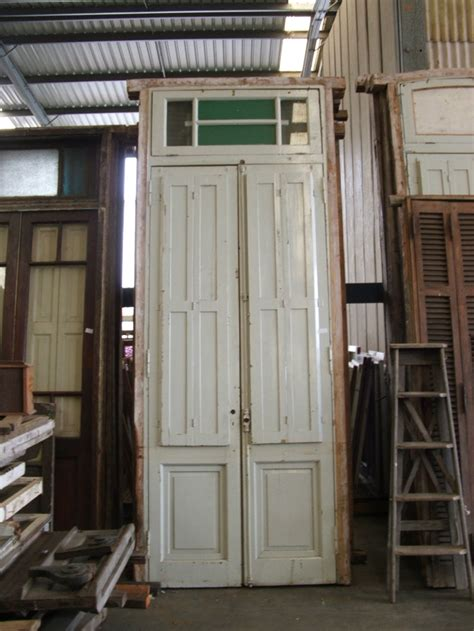 Antique Argentinian French Doors Ebay Architectural Salvaged Exterior Doors