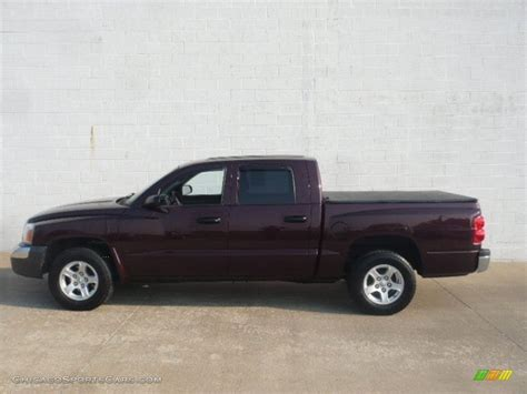 2005 dodge dakota cab 2005 dodge dakota slt cab in molten pearl
