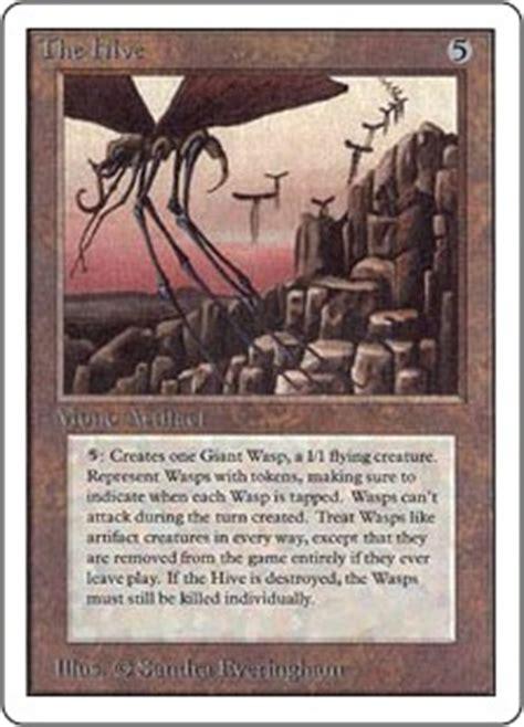 hive unlimited edition gatherer magic  gathering