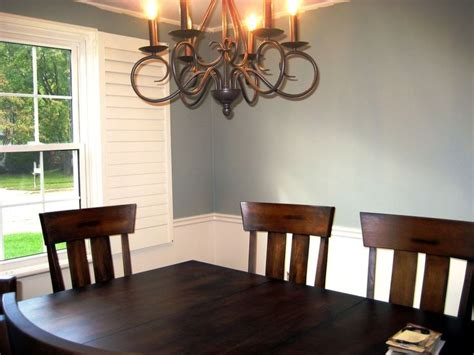 dining room colors with chair rail dining room part 2