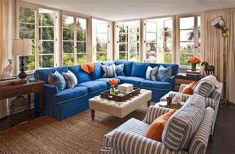 home design lover com 20 impressive blue sofa in the living room home design lover