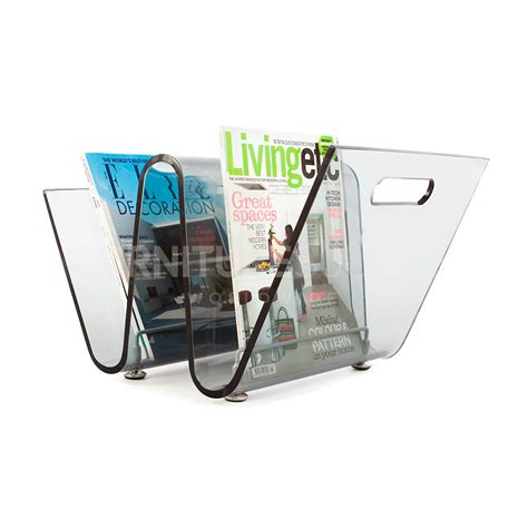 design wave magazine contemporary wave magazine rack original design by