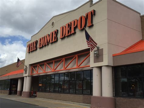 the home depot somerville ma business information