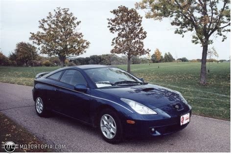 2001 Toyota Celica Gt 2001 Toyota Celica Information And Photos Zombiedrive