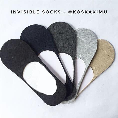 Kaos Kaki Invisible Socks by 5 Pilihan Invisible Socks Kaos Kaki Invisible Kaos