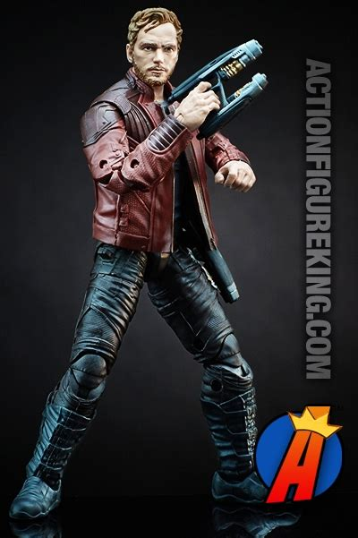 Original Hasbro Guardians Of Galaxy Vol 2 Lord Mix marvel legends guardians of the galaxy lord titus build a figure series
