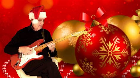 merry christmas  slade instrumental cover  dave monk youtube